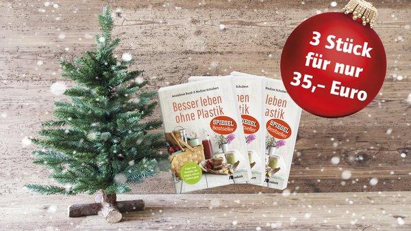 3 für 35 Euro - Weihnachtsangebot