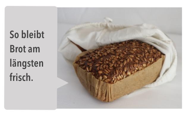 Brot Lagern Ohne Plastik Besser Leben Ohne Plastik